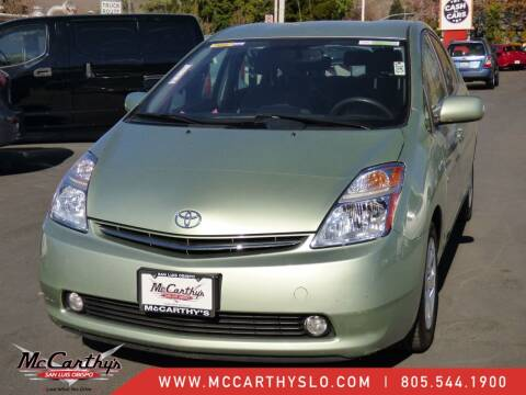 2008 Toyota Prius for sale at McCarthy Wholesale in San Luis Obispo CA