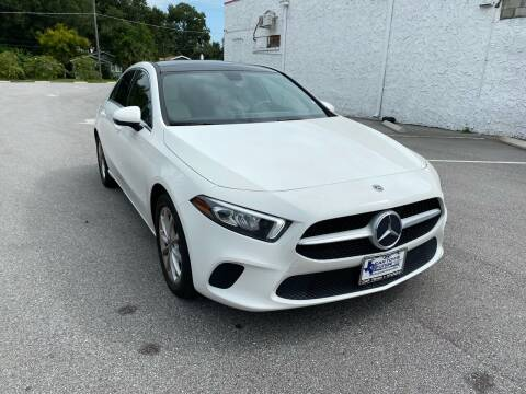2019 Mercedes-Benz A-Class for sale at LUXURY AUTO MALL in Tampa FL