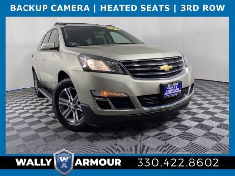 2015 Chevrolet Traverse for sale at Wally Armour Chrysler Dodge Jeep Ram in Alliance OH