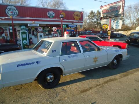 1979 Chrysler Newport for sale at Marshall Motors Classics in Jackson Michigan MI