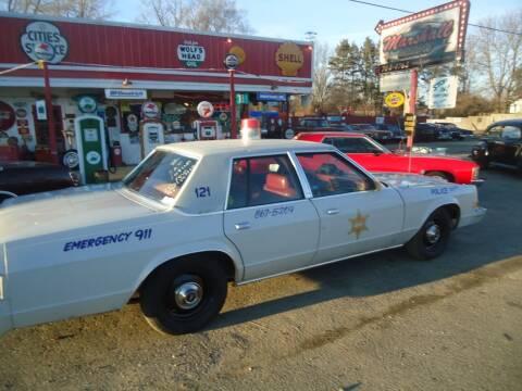 1979 Chrysler Newport for sale at Marshall Motors Classics in Jackson MI