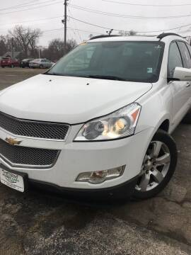2009 Chevrolet Traverse for sale at Rocket Cars Auto Sales LLC in Des Moines IA