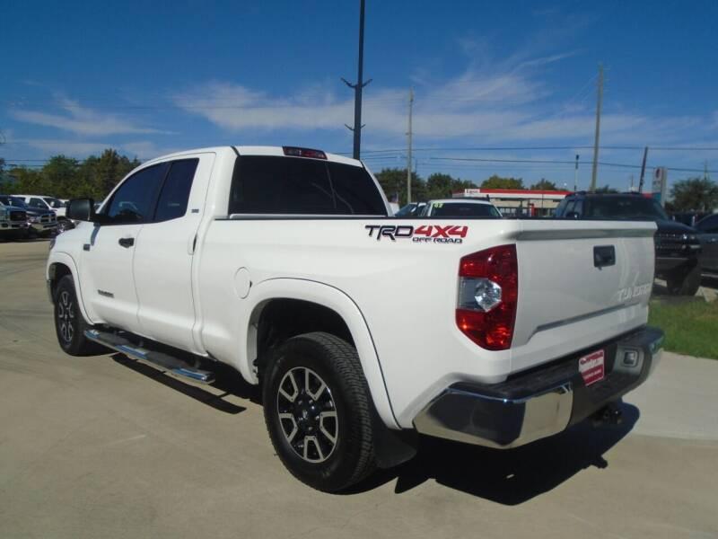2019 Toyota Tundra 4x4 SR5 4dr Double Cab Pickup SB (5.7L V8) - Houston TX