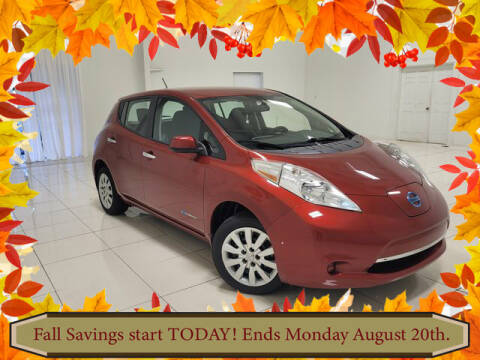 2015 Nissan LEAF for sale at Southern Star Automotive, Inc. in Duluth GA