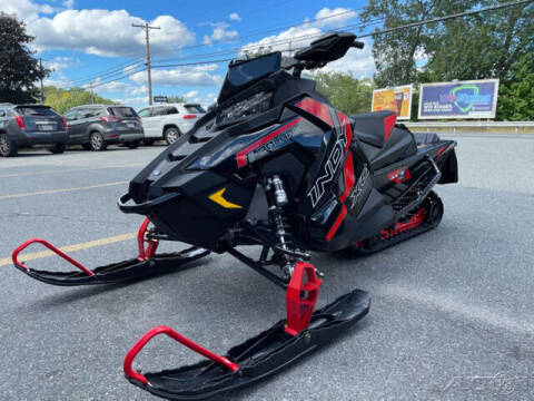 2021 Polaris 850 INDY XC 129 ES AXYS ICE RI for sale at ROUTE 3A MOTORS INC in North Chelmsford MA