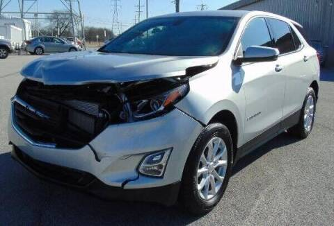 2018 Chevrolet Equinox for sale at Kenny's Auto Wrecking in Lima OH