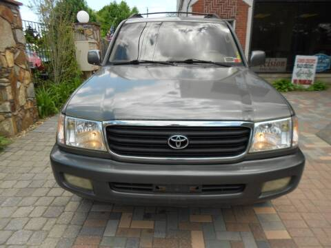 1999 Toyota Land Cruiser for sale at Precision Auto Sales of New York in Farmingdale NY
