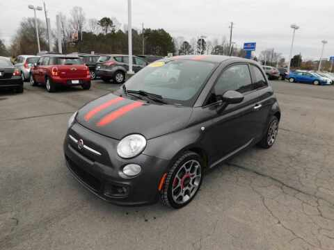 2014 FIAT 500 for sale at Paniagua Auto Mall in Dalton GA