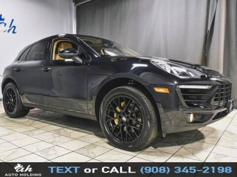 2016 Porsche Macan for sale at AUTO HOLDING in Hillside NJ