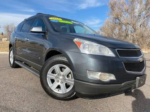 2010 Chevrolet Traverse for sale at UNITED Automotive in Denver CO