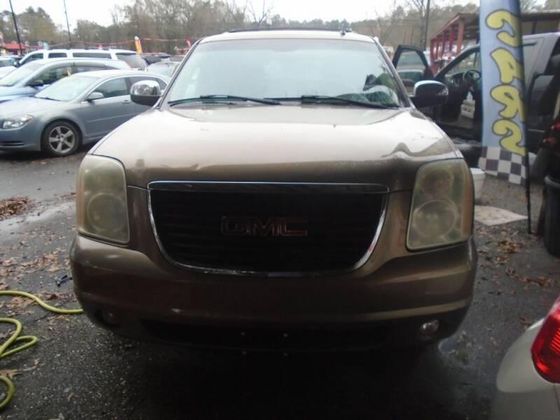 2007 GMC Yukon for sale at Alabama Auto Sales in Semmes AL