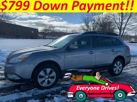 2010 Subaru Outback for sale at World Automotive in Euclid OH