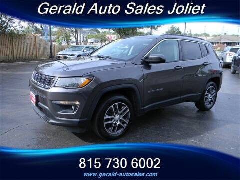 2018 Jeep Compass for sale at Gerald Auto Sales in Joliet IL
