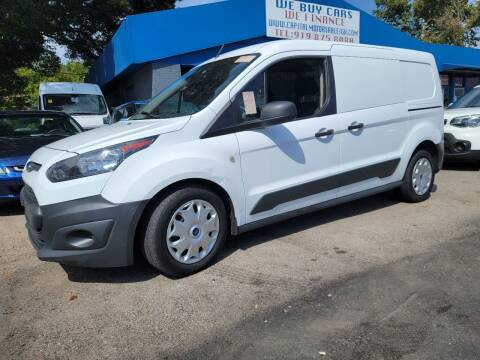 2017 Ford Transit Connect Cargo for sale at Capital Motors in Raleigh NC