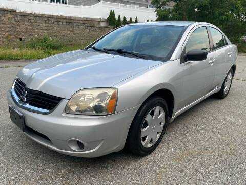2007 Mitsubishi Galant for sale at Kostyas Auto Sales Inc in Swansea MA