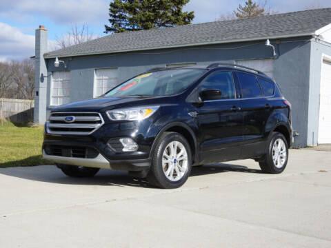 2018 Ford Escape for sale at Royal AutoTec in Battle Creek MI