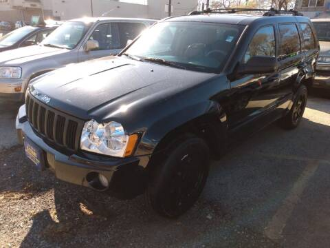 2007 Jeep Grand Cherokee for sale at 5 Stars Auto Service and Sales in Chicago IL