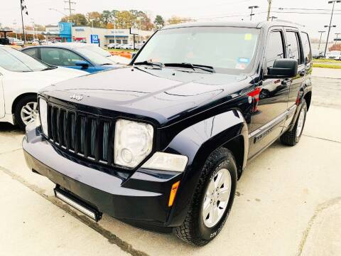 2011 Jeep Liberty for sale at Auto Space LLC in Norfolk VA