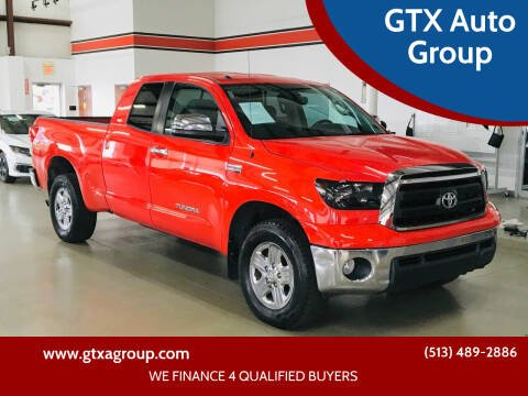 2012 Toyota Tundra for sale at GTX Auto Group in West Chester OH