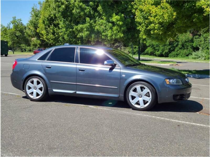 2004 Audi S4 for sale at Elite 1 Auto Sales in Kennewick WA