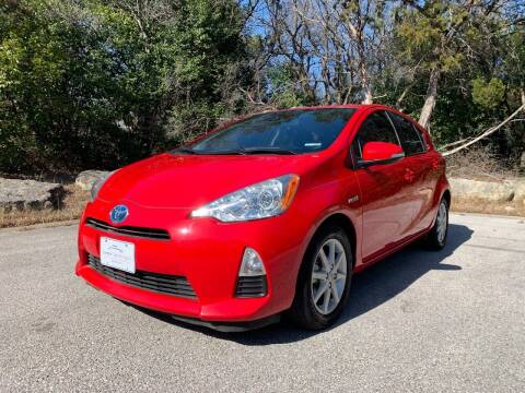 2013 Toyota Prius c for sale at Centex Sport Imports in Round Rock TX