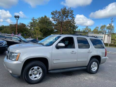 2009 Chevrolet Tahoe for sale at Primary Motors Inc in Commack NY
