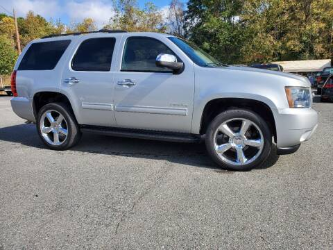 2011 Chevrolet Tahoe for sale at Brown's Used Auto in Belmont NC
