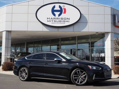 2018 Audi S5 Sportback for sale at Harrison Imports in Sandy UT