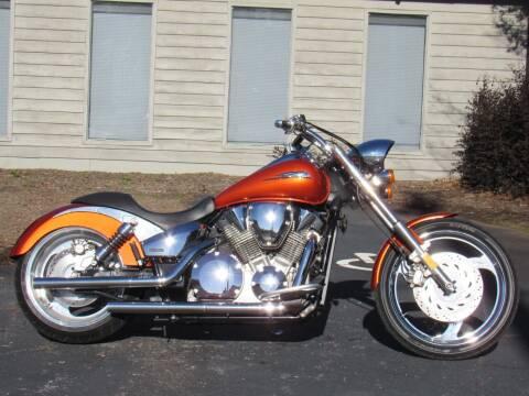 2002 Honda VTX for sale at Blue Ridge Riders in Granite Falls NC
