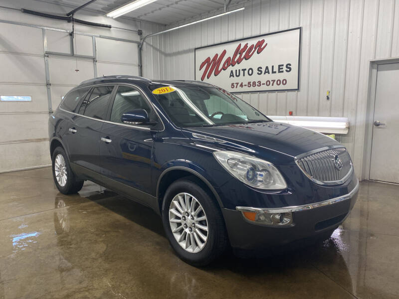 2011 Buick Enclave for sale at MOLTER AUTO SALES in Monticello IN
