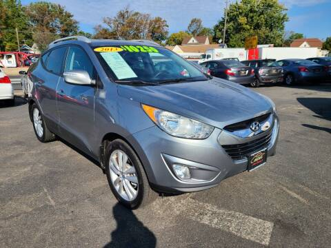 2013 Hyundai Tucson for sale at Costas Auto Gallery in Rahway NJ