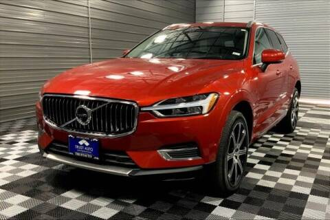 2019 Volvo XC60 for sale at TRUST AUTO in Sykesville MD