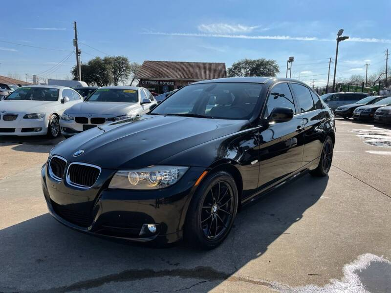 2010 BMW 3 Series for sale at CityWide Motors in Garland TX