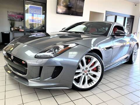 2016 Jaguar F-TYPE for sale at SAINT CHARLES MOTORCARS in Saint Charles IL