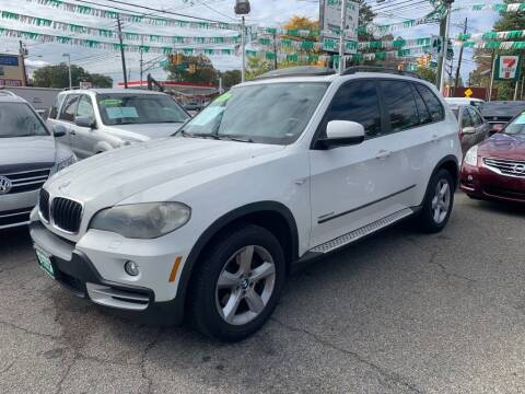 2009 BMW X5 for sale at Park Avenue Auto Lot Inc in Linden NJ