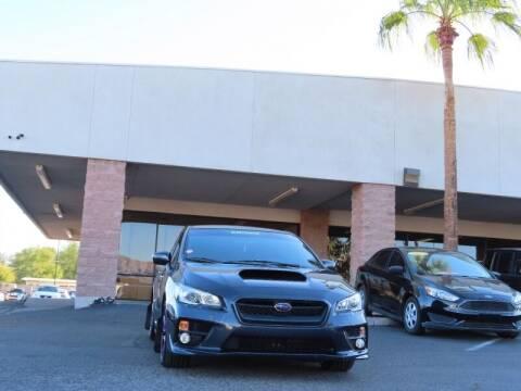 2015 Subaru WRX for sale at Jay Auto Sales in Tucson AZ