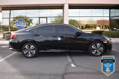 2018 Honda Civic for sale at GOLDIES MOTORS in Phoenix AZ