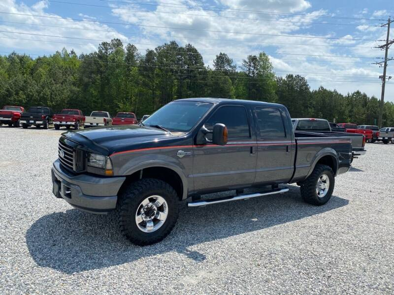 2004 Ford F-250 Super Duty for sale at Billy Ballew Motorsports in Dawsonville GA