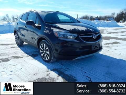 2021 Buick Encore for sale at Moore Shoreline Chevrolet in Sebewaing MI