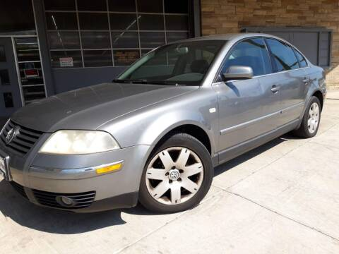 2003 Volkswagen Passat for sale at Car Planet Inc. in Milwaukee WI