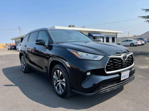 2020 Toyota Highlander for sale at Approved Autos in Sacramento CA