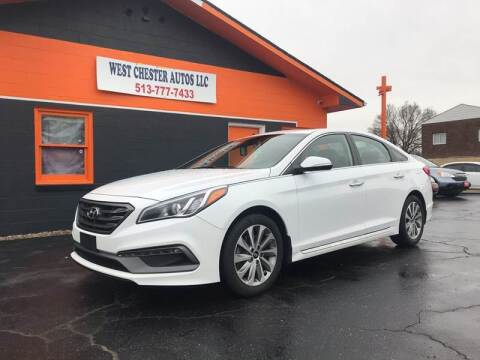 2017 Hyundai Sonata for sale at West Chester Autos in Hamilton OH