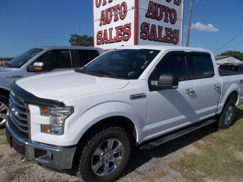 2016 Ford F-150 for sale at OTTO'S AUTO SALES in Gainesville TX
