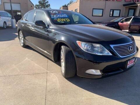 2009 Lexus LS 460 for sale at Bryans Car Corner in Chickasha OK