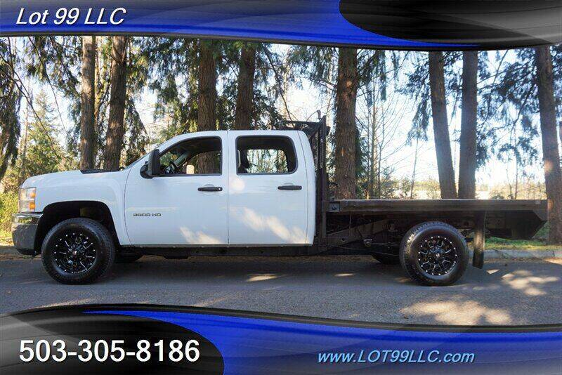 2013 Chevrolet Silverado 3500HD CC for sale in Milwaukie, OR