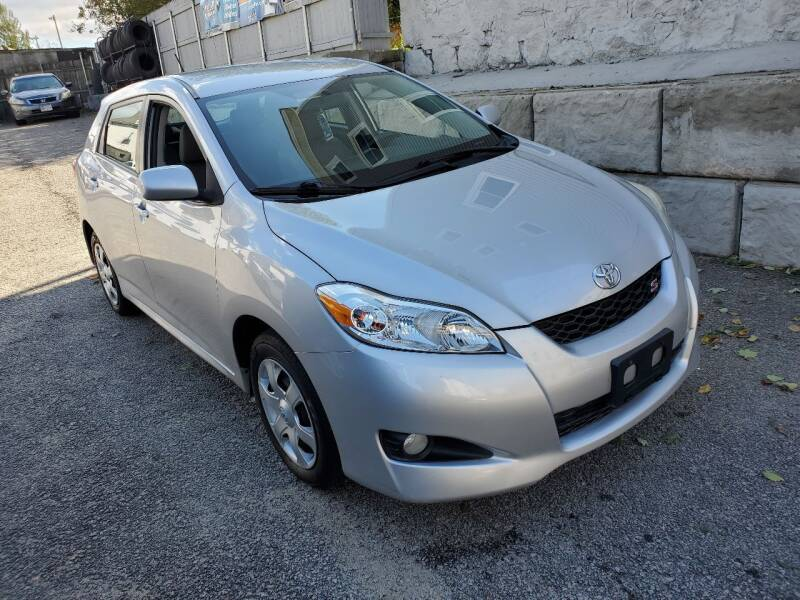 2010 Toyota Matrix for sale at Fortier's Auto Sales & Svc in Fall River MA