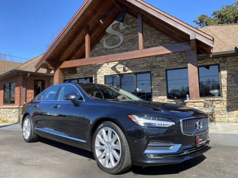 2018 Volvo S90 for sale at Auto Solutions in Maryville TN