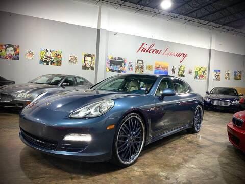 2010 Porsche Panamera for sale at FALCON AUTO BROKERS LLC in Orlando FL