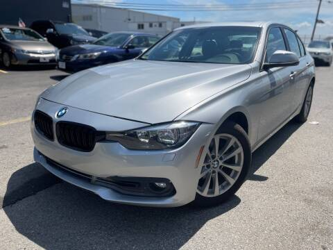 2016 BMW 3 Series for sale at A1 Auto Mall LLC in Hasbrouck Heights NJ
