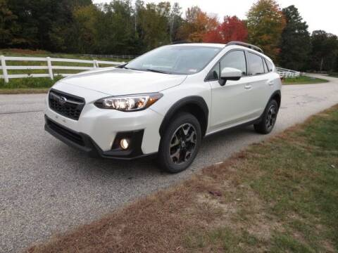 2018 Subaru Crosstrek for sale at Renaissance Auto Wholesalers in Newmarket NH